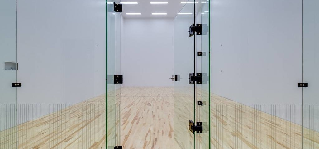 Custom Installation of Racquetball Courts