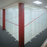Athletic Glass Wall Systems