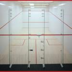 Racquetball Court Construction