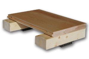 Maple Squash Court flooring hardwood floors