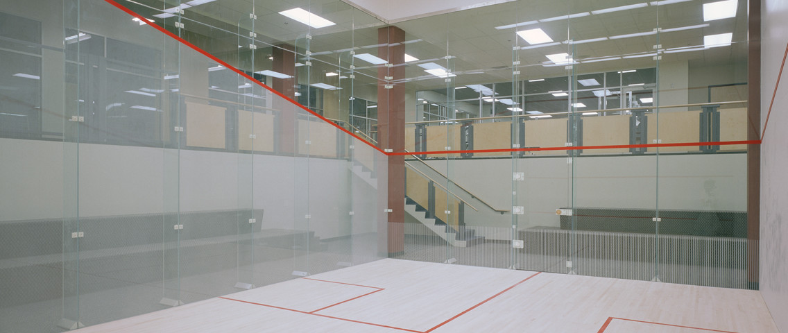 Custom Builders of Squash Courts